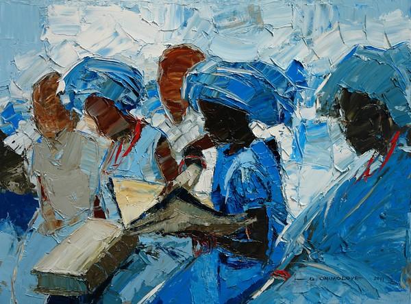 ORIMOLOYE (Daniel Gbenga)