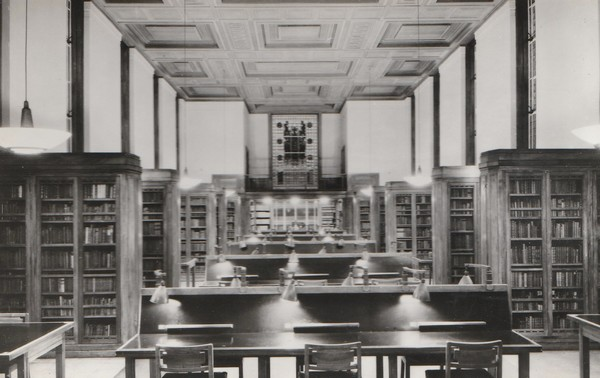 Bibliothèque Goldsmith, University of London
