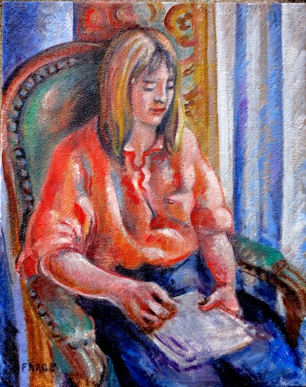 FARGE DE ROSNY (Martine) - 1